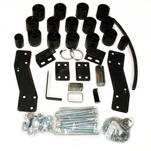 Performance Accessories (60053) Body Lift Kit for Dodge Durango