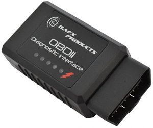 BAFX Products Bluetooth Diagnostic OBDII Reader Review