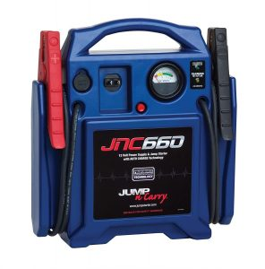 Clore Automotive Jump-N-Carry JNC660 1700 Peak Amp 12V Jump Starter