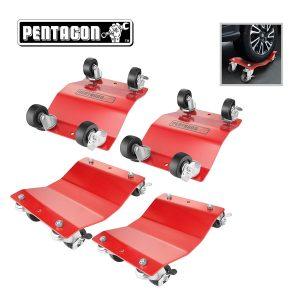 Pentagon Tool Tire Skates Review