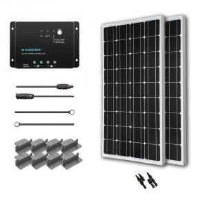 Renogy Monocrystalline Solar Starter Kit with Wanderer Review