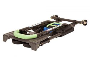 Cosco Shifter 300-Pound Capacity Multi-Position Heavy Duty Folding Hand Truck and Dolly