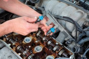 Replace Fuel Injectors in Your Car