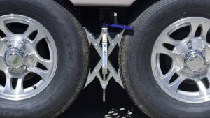 X-Chock Tire Locking Chocks