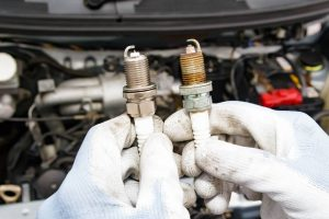 Change Your Vehicle's Spark Plugs