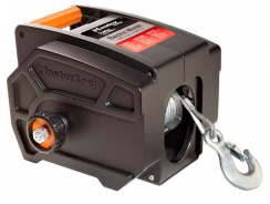 Master Lock Electric Winch Review