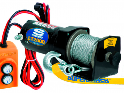 Superwinch LT2000 12V Utility Winch Review