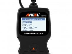 Ancel AD310 OBD II Code Reader