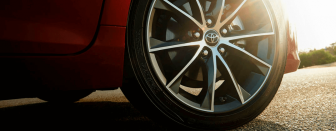 Best Tires for Toyota Camry