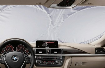 6 Best Car Windshield Sun Shades to Buy for Automobiles