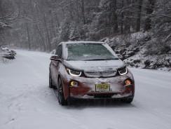 Electric Cars vs Snow
