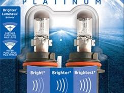 GE NightHawk Platinum 9006 Halogen Replacement Bulb