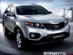 The Crossover Vehicle : Kia Sorento R