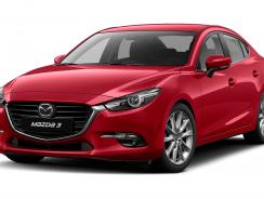 Mazda 3 Wheels Review