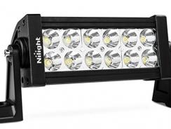 Nilight 1PC 36W Light Bar Review