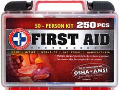 OSHA ANSI First Aid Kit Review