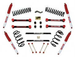 Skyjacker Lift Kit Review