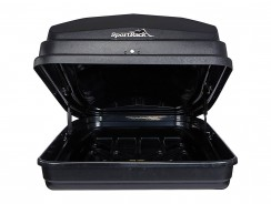 SportRack Vista XL Rear Opening Cargo Box Review