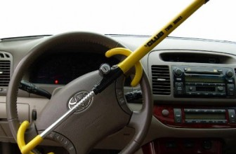 5 Best Steering Wheel Lock in 2018