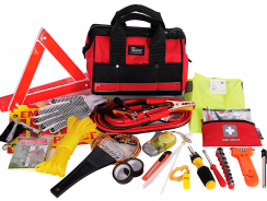 Thrive Roadside Assistance Auto Emergency Kit  Review