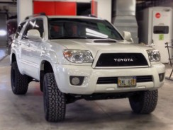 Toyota 4runner Grilles