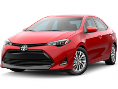 Toyota Corolla Tires Review