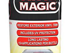 Vinyl Magic: Plastic and Trim Restorer Review