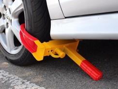 5 Best Wheel Locks for your Car